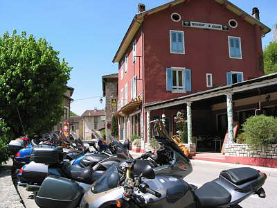le Jorjane your B&B Choranche Pont-en-Royans motorbike hotel in Vercors French alps